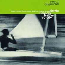 Herbie Hancock (geb. 1940): Maiden Voyage (Platinum SHM-CD) (Papersleeve), CD