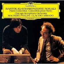 Bela Bartok (1881-1945): Klavierkonzerte Nr.1 & 2 (SHM-CD), CD
