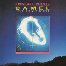 Camel: Pressure Points: Live (SHM-CD), CD