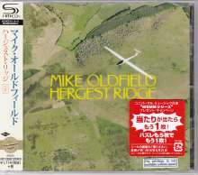 Mike Oldfield (geb. 1953): Hergest Ridge (SHM-CD) (+Bonus), CD
