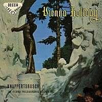 Hans Knappertsbusch - Vienna Holiday (SHM-SACD), Super Audio CD Non-Hybrid