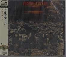 Armageddon (England/Hardrock): Armageddon (SHM-CD), CD