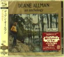 Duane Allman (1946-1971): An Anthology (2 SHM-CD), 2 CDs