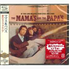 The Mamas & The Papas: If You Can Believe Your Eyes And Ears (SHM-CD) (Jewelcase), CD