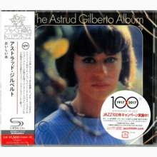 Astrud Gilberto (geb. 1940): The Astrud Gilberto Album (SHM-CD), CD
