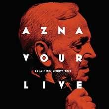 Charles Aznavour (1924-2018): Aznavour Live Palais Des Sports 2015 (SHM-CD), CD