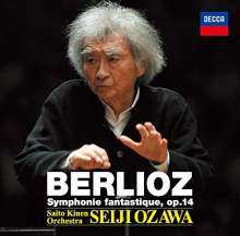 Seiji Ozawa: Berlioz: Symphonie Fantastique (Shm-Cd) (reissue), CD