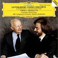 Witold Lutoslawski (1913-1994): Klavierkonzert (SHM-CD), CD