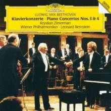 Ludwig van Beethoven (1770-1827): Klavierkonzerte Nr.3 & 4 (SHM-CD), CD