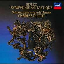 Charles Dutoit: Berioz: Symphonie Fantastique (Shm-Cd) (reissue), CD