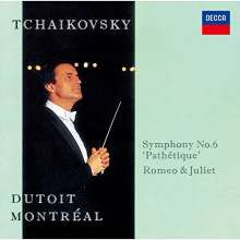 Peter Iljitsch Tschaikowsky (1840-1893): Symphonie Nr.6 (SHM-CD), CD