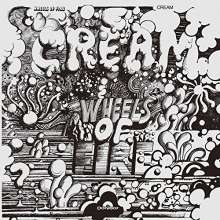 Cream: Wheels Of Fire +4 (SHM-SACD) (17 Tracks), Super Audio CD Non-Hybrid