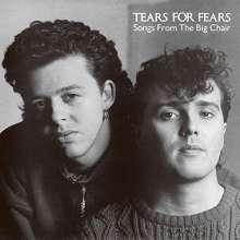 Tears For Fears: Songs From The Big Chair (Limited Edition) (SHM-SACD), SACD Non-Hybrid