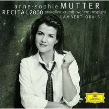 Anne-Sophie Mutter - Recital 2000 (SHM-CD), CD
