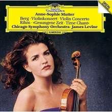 """Alban Berg (1885-1935): Violinkonzert """"Dem Andenken eines Engels"""" (SHM-CD), CD"""