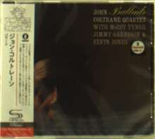 John Coltrane (1926-1967): Ballads (SHM-CD), CD