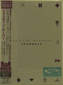 Justin Bieber: Journals (Limited Deluxe Edition), 1 CD und 1 DVD