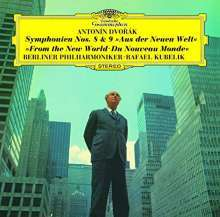 Antonin Dvorak (1841-1904): Symphonien Nr.8 & 9 (SHM-CD), CD