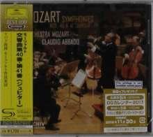Wolfgang Amadeus Mozart (1756-1791): Symphonien Nr.40 & 41 (SHM-CD), CD