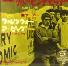 The Who: Substitute (SHM-CD) (Vinyl-Single-Format), Single-CD