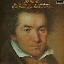 Ludwig van Beethoven (1770-1827): Klavierkonzerte Nr.1-5 (SHM-SACD), 2 SACD Non-Hybrids