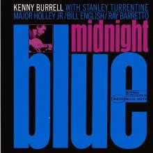 Kenny Burrell (geb. 1931): Midnight Blue +Bonus (SHM-CD), CD