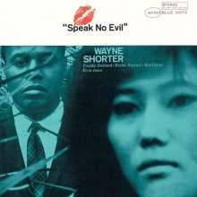 Wayne Shorter (geb. 1933): Speak No Evil +Bonus (SHM-CD), CD