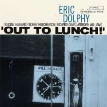 Eric Dolphy (1928-1964): Out To Lunch! (+ Bonus) (SHM-CD), CD