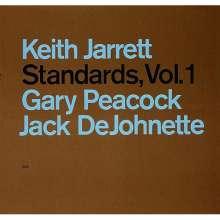 Keith Jarrett (geb. 1945): Standards, Vol.1 (SHM-CD), CD