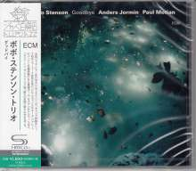 Bobo Stenson (geb. 1944): Goodbye (SHM-CD), CD
