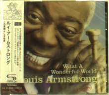 Louis Armstrong (1901-1971): What A Wonderful World (SHM-CD), CD
