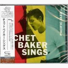 Chet Baker (1929-1988): Chet Baker Sings (SHM-CD), CD