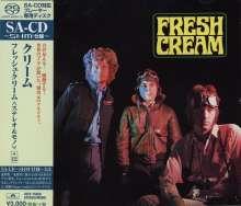 Cream: Fresh Cream (+ Bonustracks) (Limited Edition) (SHM-SACD), Super Audio CD Non-Hybrid