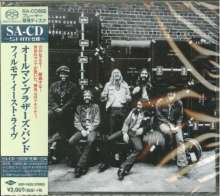 The Allman Brothers Band: At Fillmore East (SHM-SACD), SACD Non-Hybrid