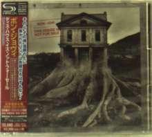 Bon Jovi: This House Is Not For Sale (+bonus) (SHM-CD + DVD), 2 CDs