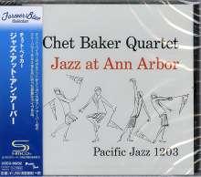 Chet Baker (1929-1988): Jazz At Ann Arbor (SHM-CD), CD