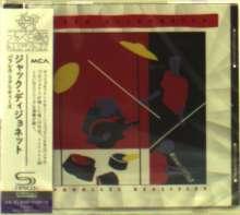 Jack DeJohnette (geb. 1942): Parallel Realities (SHM-CD) (Reissue), CD
