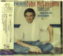 John McLaughlin (geb. 1942): Tokyo Live (SHM-CD), CD