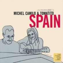 Michel Camilo & Tomatito: Spain (SHM-CD), CD