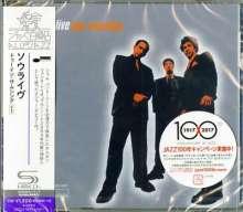 Soulive: Doin' Something (+Bonus) (SHM-CD), CD