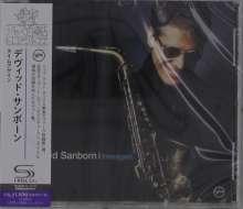 David Sanborn (geb. 1945): Timeagain (SHM-CD), CD