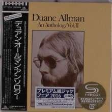 Duane Allman (1946-1971): An Anthology Vol.II (2 SHM-CD) (Digisleeve), 2 CDs
