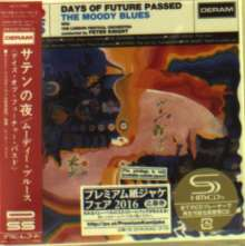 The Moody Blues: Days Of Future Passed (SHM-CD) (Papersleeve), CD