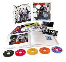 The Who: My Generation (Limited-Super-Deluxe-Edition) (5 SHM-CDs), 5 CDs