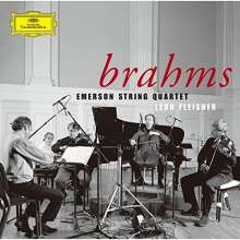 Brahms: String Quartets, Piano Quintet (2shm-Cd) (reissue), 2 CDs