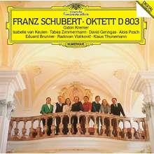 Franz Schubert (1797-1828): Oktett D.803 (SHM-CD), CD