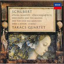Franz Schubert (1797-1828): Streichquartette Nr.13 & 14 (SHM-CD), CD
