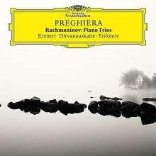 """Sergej Rachmaninoff (1873-1943): Klaviertrio Nr.2 op.9 """"Elegiaque"""" (SHM-CD), CD"""