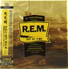 R.E.M.: Out Of Time (25th-Anniversary-Edition) (2 SHM-CD), 2 CDs