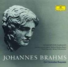 Johannes Brahms (1833-1897): Ein Deutsches Requiem op.45 (Ultimate High Quality CD), CD